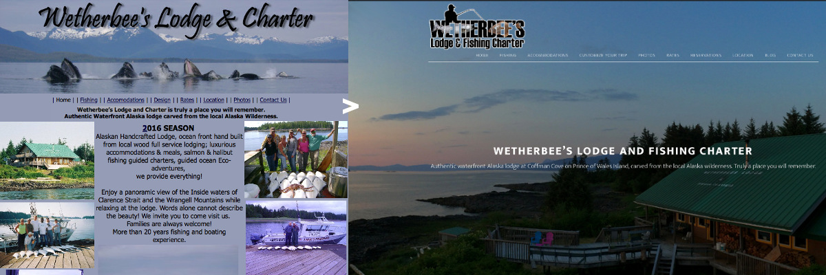 Wetherbee's Lodge and Charter